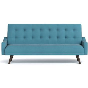 Oakland Futon Sofa Bed, Multiple Colors - Walmart.com