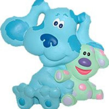 Blues Clues - Blue and Roar E Saurus - 2 Wall Art / Accents