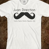 Juan Direction - Customized