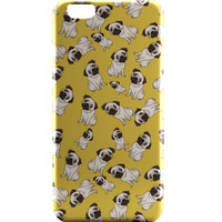 Pug Life Pattern iPhone 6 / 6S Case