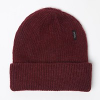 Coal The Scotty Beanie - Mens Hats - Red - NOSZ