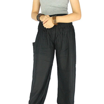 Hippie pants Harem pants Elephant pants Palazzo pants Thai pants Hippie clothes Gypsy pants  Elephant clothes