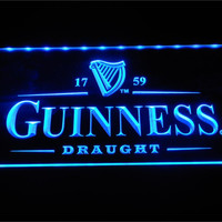 Guinness Neon Bar Sign