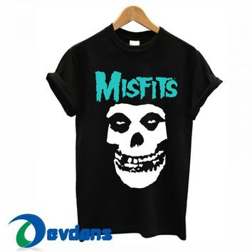The Misfits T Shirt For Women and Men Size S to 3XL
