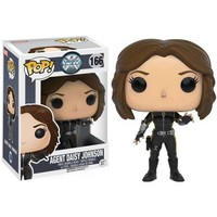 Funko POP! Marvel Agents of S.H.I.E.L.D. Agent Daisy Johnson - Walmart.com