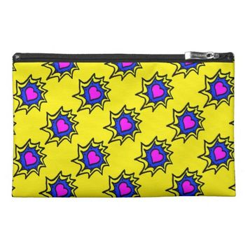 Hearts Bag Travel Accessories Bags