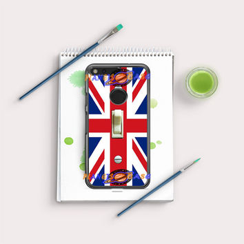 British Flag switch plate Google Pixel Case Planetscase.com