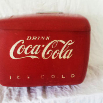 VINTAGE 1950's Coca-Cola Fountain Soda Dispenser
