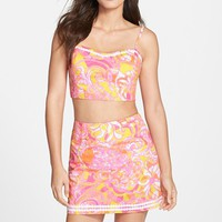 Women's Lilly Pulitzer Cotton Two-Piece Dress,