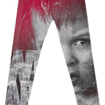 Hero Sessions III - Fancy leggings created by HappyMelvin | Print All Over Me