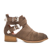 Jeffrey Campbell Nuestra Bootie in Taupe