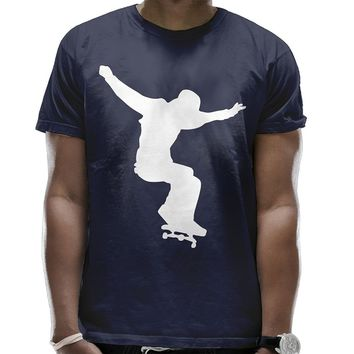 Skating/Skater/Skateboard T-shirt