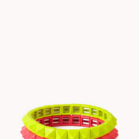 Spotlight Neon Bracelet Set