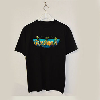 goosebumps movie monsters mantis T-shirt unisex adults USA