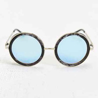 Quay Throw Back Shades- Blue