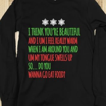 Elf You're Beautiful Quote