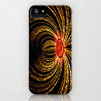 COSMIC SPIDER iPhone & iPod Case by catspaws