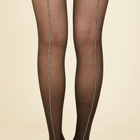 Pin-Up With Pizzazz Tights