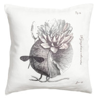 H&M Linen Cushion Cover $17.95