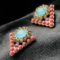 Beatiful Strawberry Shape Earring