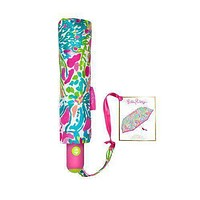 Travel Umbrella in Spot Ya by Lilly Pulitzer