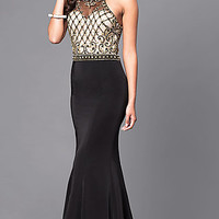Dresses, Formal, Prom Dresses, Evening Wear: DQ-9651