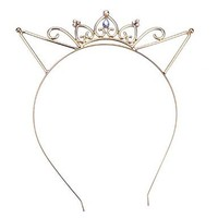 Princess Gold Headband