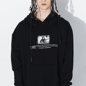 Front Graphic Hoodie