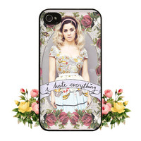 marina and the diamonds iPhone 4 4s 5 Case Cute Hipster Marina Diamandis