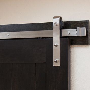 Sliding Door Hardware - Barn Strap Style