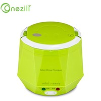 Electric Rice Cooker 12V 24V 220V for Car/Truck/Home Multi-function 3 Cups Mini Lunch box