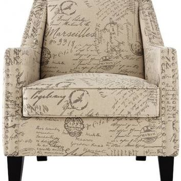 Fresh Accent Chair With Arms Collection