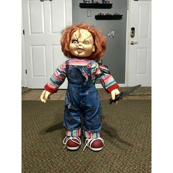 "24"" inch 2 Foot Child's Play Bride of Chucky Doll Mint Collectible NWT"