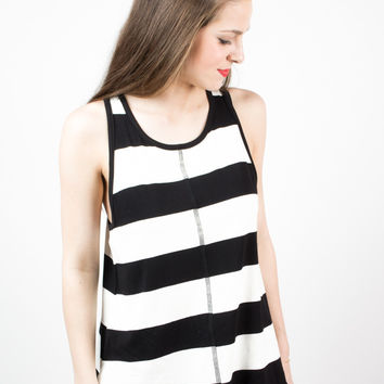 Legend Stripe Tank