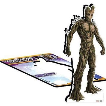 Guardians of the Galaxy Groot Desktop Standee, Family Movies by NMR Calendars