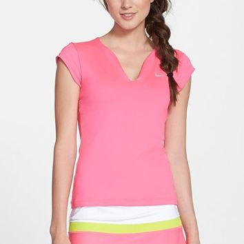 Women's Nike 'Pure' Tennis Top,