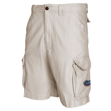 Florida Gators Backspin Cargo Shorts – Khaki