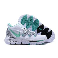 "Nike Kyrie 5 ""White Multi"" Women Shoes Kid Sports Shoes - Best Deal Online"