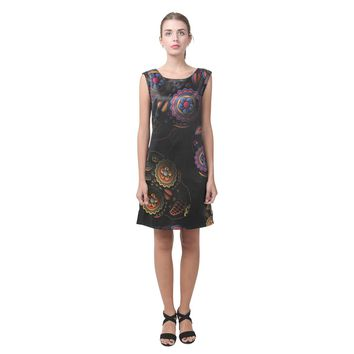 Sugar Skull Shift Dress