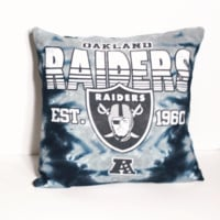 Oakland Raiders Pillow