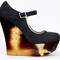 Tinkerbell Wedges