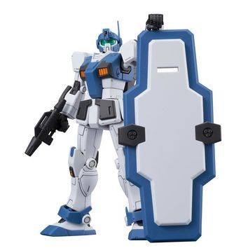 Mobile Suit Gundam THE ORIGIN MSD High Grade 1/144 Plastic Model : RGM-79HC GM Guard Custom [PRE-ORDER] - HYPETOKYO