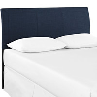 Isabella Queen Headboard Navy