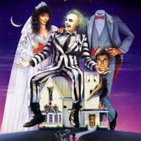 Beetlejuice Movie Poster 24inx36in