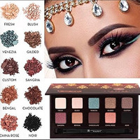 10 Colors Eye Shadow Palette [9198558148]