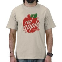Red Apple Cigarettes Pulp Fiction Tees from Zazzle.com