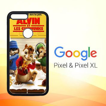alvin and the chipmunks Y0710 Google Pixel Case