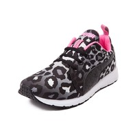 Youth Puma Carson Leopard Athletic Shoe