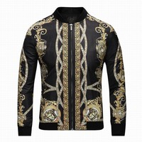 Versace jacket for men  M-3XL