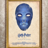 Harry Potter and the Order of the Phoenix 27x40 (Theatrical Size) Movie Poster